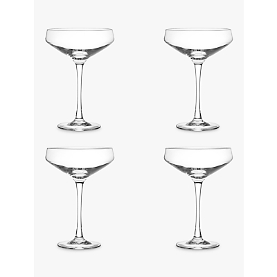 John Lewis Cocktail Saucers, Set of 4