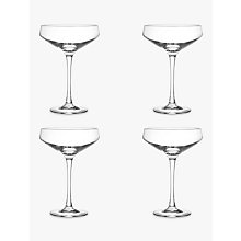 Buy John Lewis Cocktail Saucers, Set of 4 Online at johnlewis.com