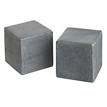 Buy Sparq Large Whisky Rocks, Set of 2 Online at johnlewis.com