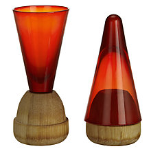 Buy Sagaform Santa Shot Glasses, Set of 2 Online at johnlewis.com