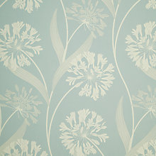 Buy Maggie Levien for John Lewis Ariana Wallpaper, Mineral Online at johnlewis.com