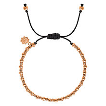 Buy Dower & Hall Vermeil Misanga Bracelet Online at johnlewis.com