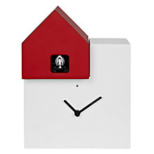 Buy Diamantini & Domeniconi Nigno Cuckoo Clock Online at johnlewis.com