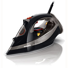 Buy Philips GC4521/87 Azur Performer Plus Steam Iron, Black Online at johnlewis.com