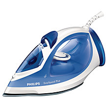 Buy Philips GC2046/20 EasySpeed Steam Iron Online at johnlewis.com