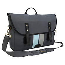 "Buy Targus Geo Gibson Messenger Bag for Laptops up to 15.6"" Online at johnlewis.com"