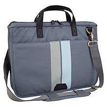 "Buy Targus Geo Simpson Slim Slipcase for Laptops up to 15.6"", Grey Online at johnlewis.com"