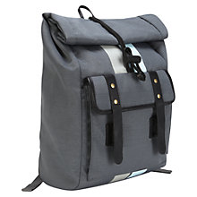 "Buy Targus Geo Mojave Backpack for Laptops up to 15.6"", Grey Online at johnlewis.com"