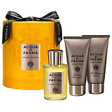 Buy Acqua di Parma Colonia Intensa Gift Set Online at johnlewis.com