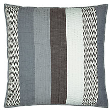 Buy John Lewis Wide Stripe Cushion Cover Online at johnlewis.com