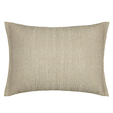Buy John Lewis Croft Collection Linear Stripe Cushion Online at johnlewis.com
