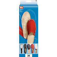 Buy Prym Espadrille Soles Online at johnlewis.com