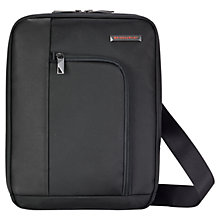 Buy Briggs & Riley Verb Cross Body Bag, Black Online at johnlewis.com