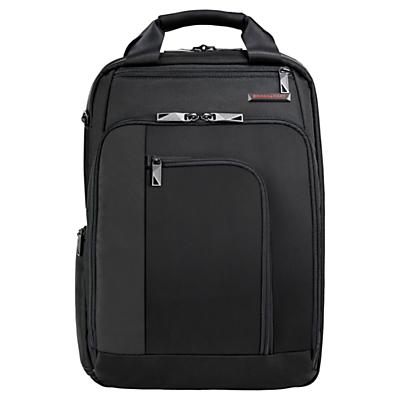 Briggs & Riley Verb Relay Convertable Briefcase Backpack Black