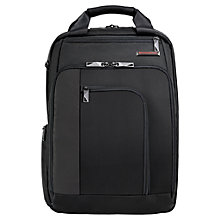 Buy Briggs & Riley Verb Relay Convertable Briefcase Backpack, Black Online at johnlewis.com