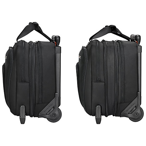 Buy Briggs & Riley Verb Propel 2-Wheel Rolling Case, Black Online at johnlewis.com