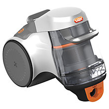 Buy Vax C86-AW-Be Air Silence Cylinder Vacuum Cleaner Online at johnlewis.com
