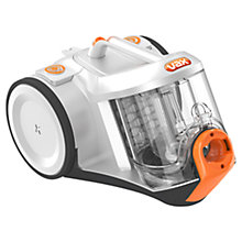 Buy Vax C86PCBE Performance 10 Cylinder Vacuum Cleaner, Silver Online at johnlewis.com