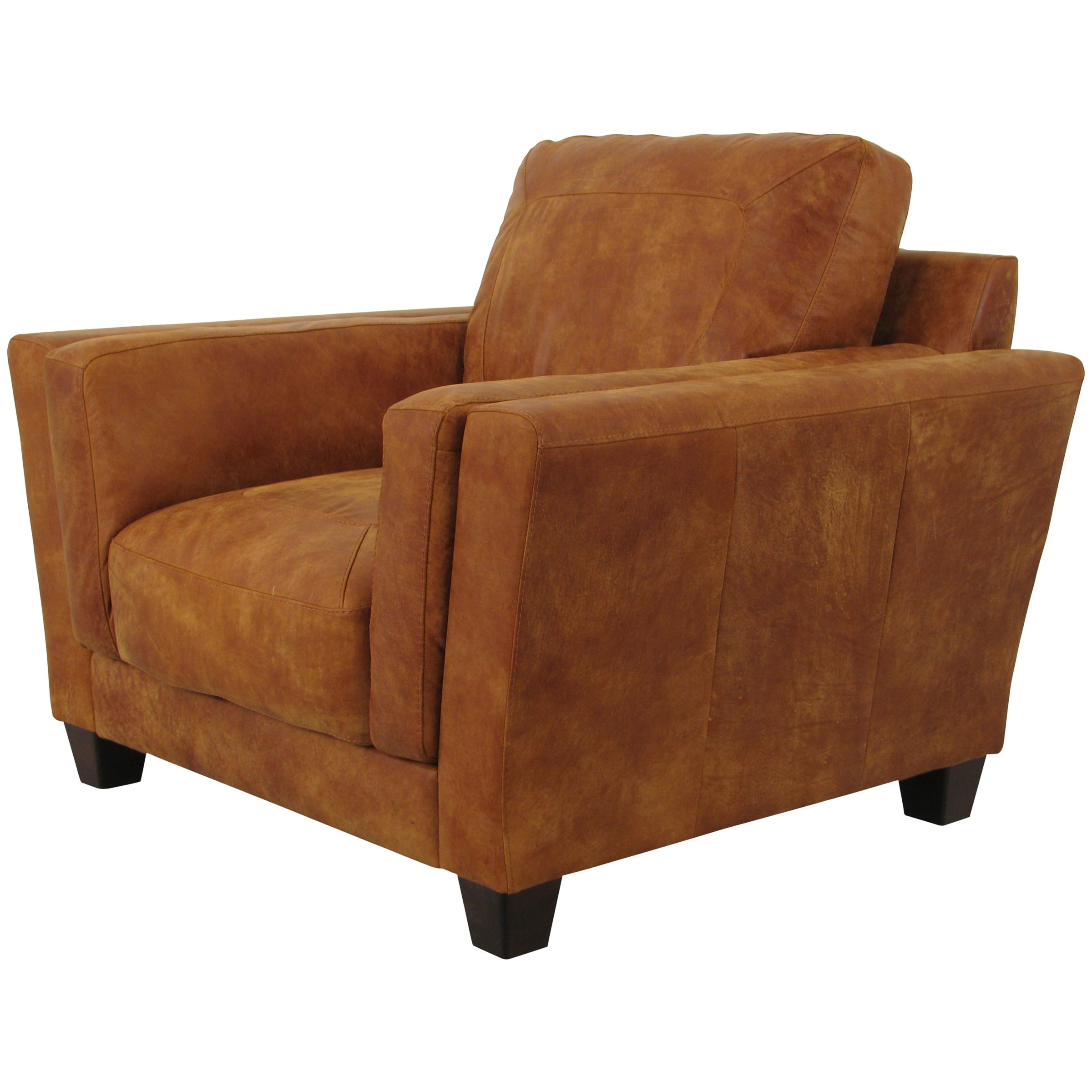 John Lewis Marino Leather Armchair Outback Ranch