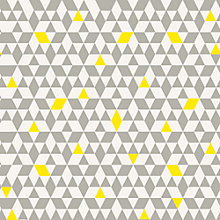 Buy House by John Lewis Triangles Wallpaper Online at johnlewis.com