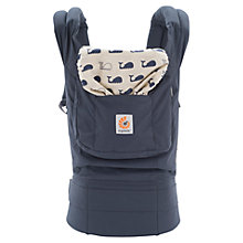 Buy Ergobaby Original Baby Carrier, Marine Online at johnlewis.com