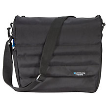 Buy Uppababy Paternity Changing Bag, Black Online at johnlewis.com