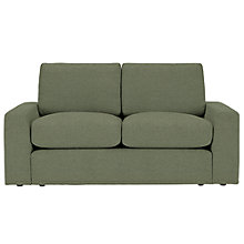 Buy House by John Lewis Finlay Medium Sofa, Quinn Blue Grey Online at johnlewis.com