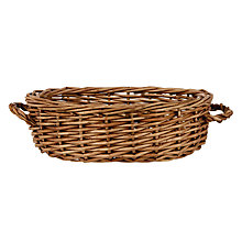 Buy John Lewis Christmas Past Basket Online at johnlewis.com
