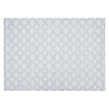 Buy John Lewis Croft Collection Placemats, Set of 2, Gold/Silver Online at johnlewis.com