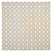 Buy John Lewis Croft Collection Napkins, Set of 4, Gold/Silver Online at johnlewis.com