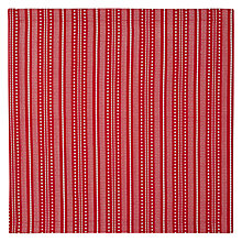 Buy John Lewis Star Napkins, Set of 4, Red Online at johnlewis.com