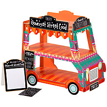 Buy Talking Tables Food Van Gourmet Street Food Holder Online at johnlewis.com