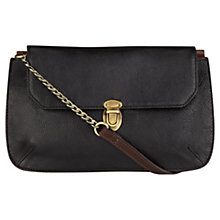 Buy Jigsaw Georgia Leather Across Body Bag Online at johnlewis.com