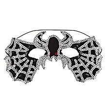 Buy John Lewis Felt Sequinned Mask Online at johnlewis.com