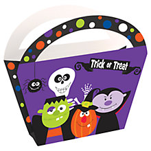 Buy Trick Or Treat Bags, Pack of 8 Online at johnlewis.com