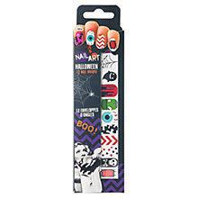 Buy Glow In The Dark Nail Wraps Online at johnlewis.com