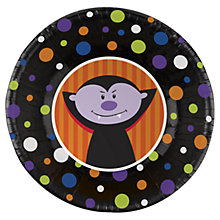 Buy Trick Or Treat Paper Bowls, Pack of 8 Online at johnlewis.com
