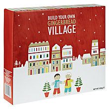 Buy Build Your Own Gingerbread Village, 1.2kg Online at johnlewis.com