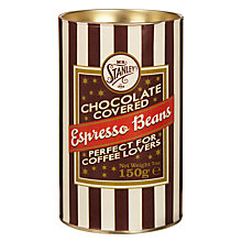 Buy Mr Stanley's Chocolate-Coated Espresso Beans, 150g Online at johnlewis.com