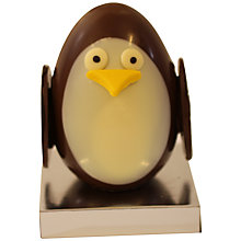 Buy James Chocolate Penguin, 200g Online at johnlewis.com