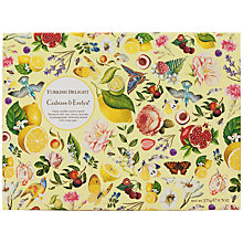 Buy Crabtree & Evelyn Turkish Delight Selection Box, 275g Online at johnlewis.com