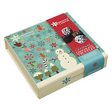 Buy Montezuma Limited Edition Christmas Chocolate Truffles, 210g Online at johnlewis.com