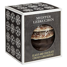 Buy Christmas Market Giant Lebkuchen, 200g Online at johnlewis.com