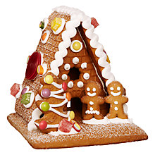 Buy Gingerbread House, Small, 650g Online at johnlewis.com