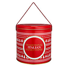 Buy Chiostro Di Saronno Panettone in Tin, 1kg Online at johnlewis.com