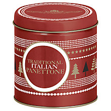 Buy Chiostro Di Saronno Panettone, 100g Online at johnlewis.com