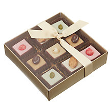 Buy Natalie Chocolates Chocolate-Dipped Marzipan Pieces, 180g Online at johnlewis.com