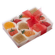 Buy Natalie Chocolates Assorted Pâte de Fruits, 220g Online at johnlewis.com