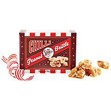 Buy Mr Stanley's Chilli Peanut Brittle, 150g Online at johnlewis.com