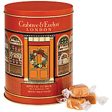 Buy Crabtree & Evelyn Musical Fudge Tin, 300g Online at johnlewis.com